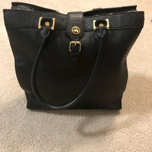 Brooks Brother leather bag